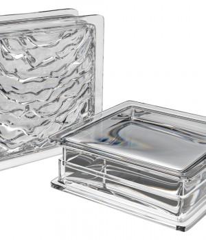 Briques de verre