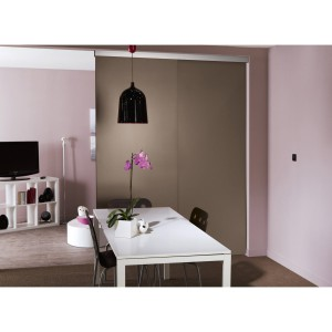 cloison coulissante ou amovible prix moyen et techniques de montage. Black Bedroom Furniture Sets. Home Design Ideas