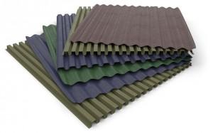 Panneaux polycarbonates de couleur