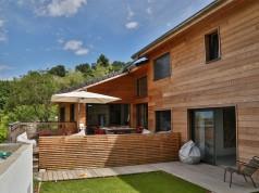 bardage façade bois
