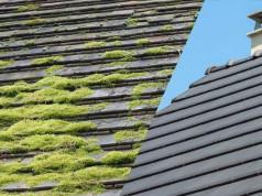 Entretien et nettoyage d 39 une toiture prix moyen devis for Combien coute un nettoyage de toiture