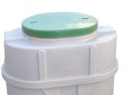 Bac à graisses PVC 200L