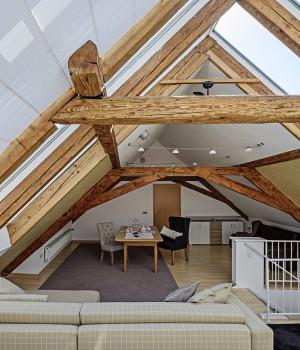 surlvation dune toiture et combles amnags - Cout Pour Agrandir Sa Maison