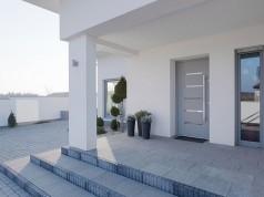 Isolation thermique d'une porte