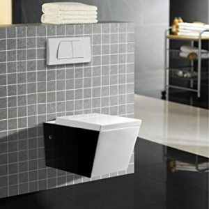 Art-of-baan-wC--design-toilettes-noirblanceffet-lotus-duroplast-soft-close-sige-3513B-neuf-0