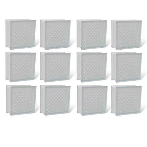 briques de verre prix d 39 un mur au m2 pose et fourniture comprises. Black Bedroom Furniture Sets. Home Design Ideas