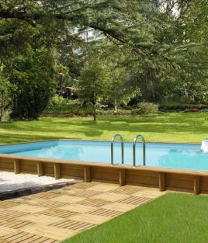 Co t moyen d 39 une piscine semi enterr e et formalit s for Prix moyen piscine enterree