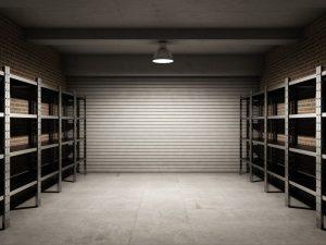 Du carrelage pour le revêtement de sol de votre garage