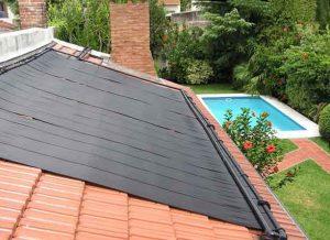 panneaux solaires piscine