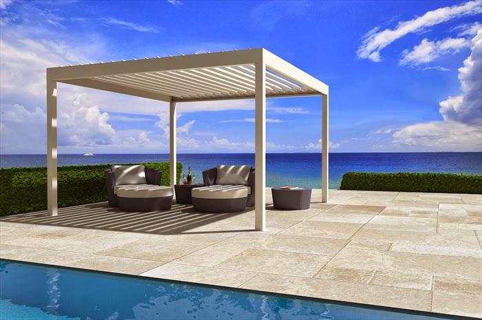 pergola bioclimatique prix avantages sp cificit s orientation. Black Bedroom Furniture Sets. Home Design Ideas