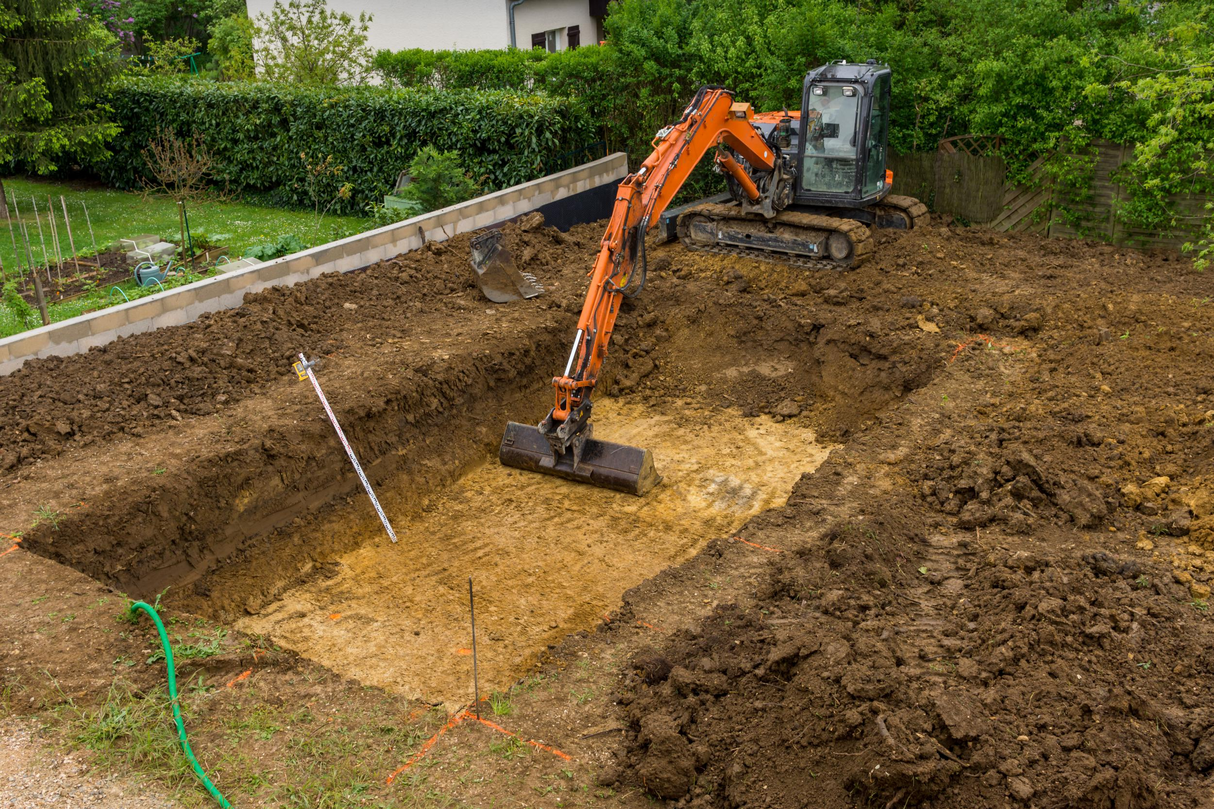 Cout construction maison terrain en pente for Cout de construction d une piscine