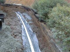 drainage terrain