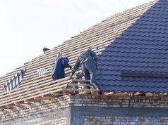 Toiture et couverture en zinc prix moyen avantages et inconv nients - Desamianter une toiture ...