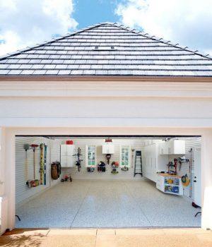 transformation garage pièce à vivre