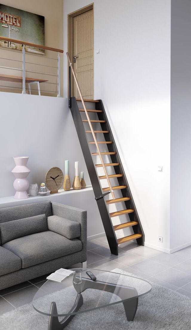 escalier de meunier prix moyen d 39 achat et pose d 39 chelle de meunier. Black Bedroom Furniture Sets. Home Design Ideas