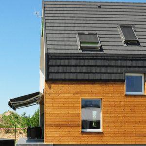 Maison passive caract ristiques avantages et co t de construction - Cout de la construction d une maison ...