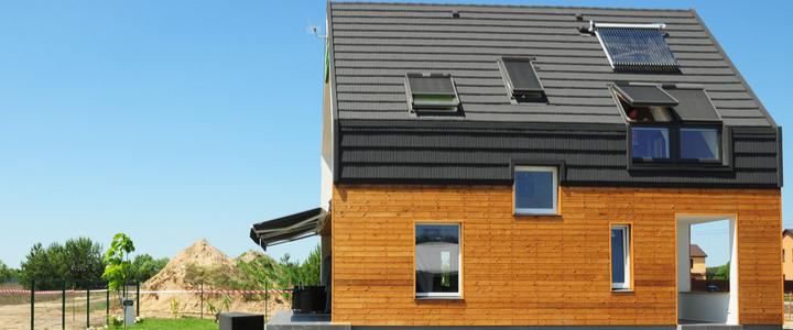 maison passive caract ristiques avantages et co t de construction. Black Bedroom Furniture Sets. Home Design Ideas