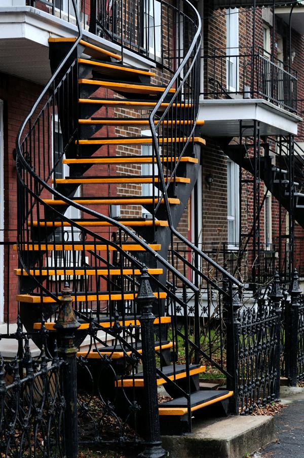 Escalier ext rieur prix moyen selon la forme et le for Prix escalier exterieur