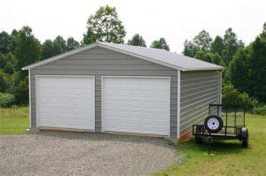Garage Beton Prefabrique : Quel budget pour un garage préfabriqué en kit modulaire container