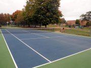 court tennis beton poreux