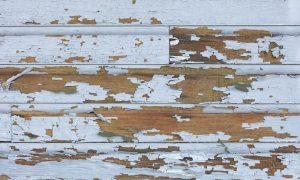 peinture plomb bois