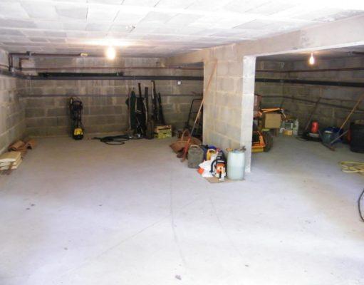 aménagement sous sol garage
